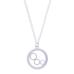 halo small pendant