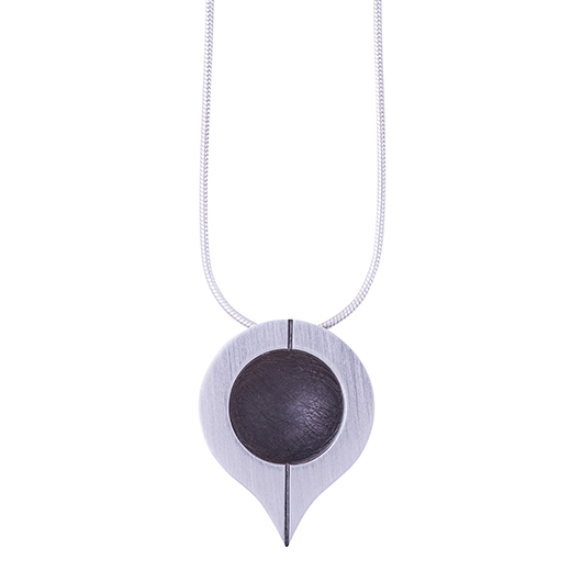 sentinel black necklace