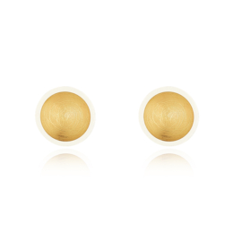 sentinel gold earrings